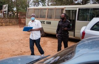 Deported from Netherlands, Genocide Suspect Rutunga Seeks to Retain 'Preferential Treatment' in Detention