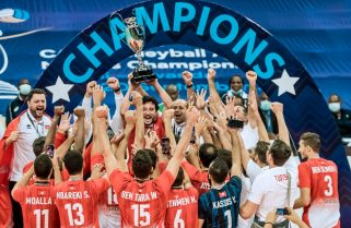 Tunisia Are African Volleyball Champions for a Record 11th Time