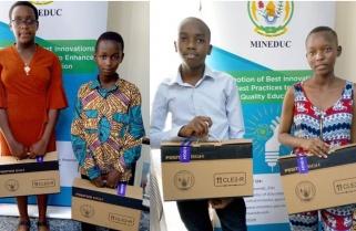 National Exam Results: Elvin Humura, Mucyo Salvi Are Best Students