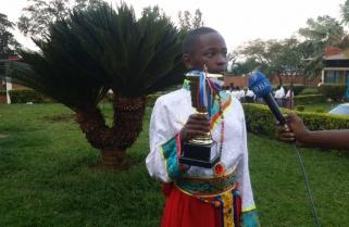 Karubanda Girls School Wins National 'Chinese Bridge Competition' Awards