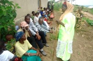 Meet karuhimbi, Whose Prank Saved 100 Tutsi