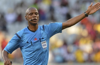Zambian Sikazwe to Officiate Rayon Sports-Mamelodi Clash
