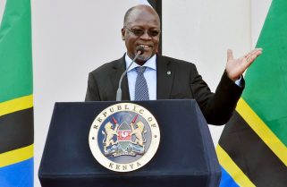 President Magufuli Passing Leaves East Africa in Shock