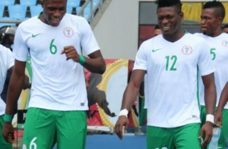 CHAN: Super Eagles Defender Adeleye Doubtful for Chan