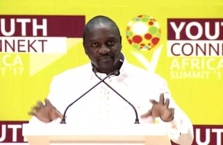 Africa's Secret is Unity of Older and Young Generations -Akon