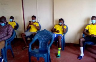 Amagaju FC Cancel Training After 11 Players Test Positive For Coronavirus