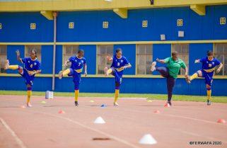 Nyinawumuntu Names Rwanda Squad for Women's Under-20 World Cup Qualifiers