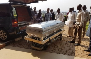 End of Era as Body of Ex-Rwanda King Arrives Home