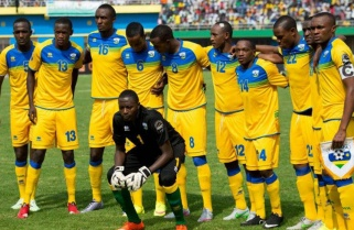 Cecafa: Rwandan National Team Arrives in Nairobi