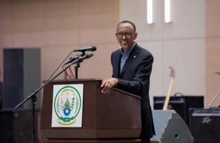 'Rwandans Will not Beg in 2017' – President Kagame