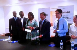 Chinese Investor, Rwanda ink $1Billion Deal to Establish Electronics Factory