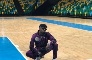 Diamond Platnumz Mesmerized by Kigali Arena, Asks Magufuli to Build One