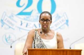 Rwandan Children Should Inherit a Beautiful Country-First Lady