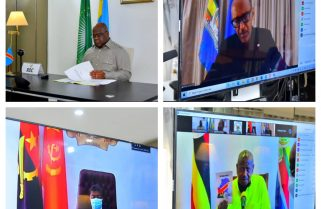 President Kagame Calls for Regional Cooperation to Fight Insecurity, Boost Trade, Investment