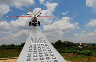 New Drone Port as Rwanda Seeks to Supply Blood to More Hospitals