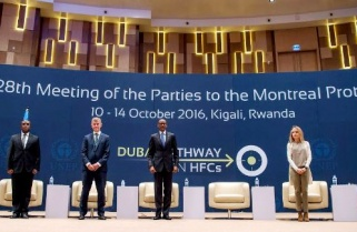 Kagame Puts his Weight Behind Crucial Climate Deal