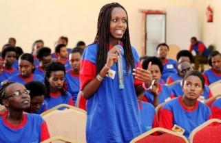 Every Girl Wishes Rwanda to be Home