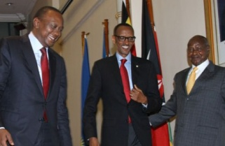 Kagame to Take over EAC Chairmanship Today