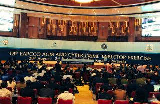 Regional Police Chiefs in Rwanda Over Growing Cyber Crimes