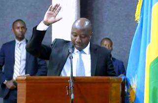 New Rwanda Prime Minister Takes Oath