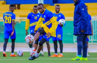 Afcon 2021 Qualifiers: Rwanda Coach Names Final Squad For Cape Verde