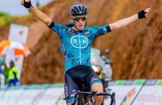 Tour du Rwanda: Pierre Rolland Wins In Rain As Rodriguez Cristian Snatches Yellow Jersey
