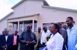 Inyange industries Purchases Rwf 5bn Mukamira Milk Centre