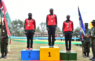 Kenya Dominates Regional Military Games in Kigali