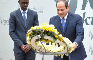 World Should Build Peace not Hate – President Sisi
