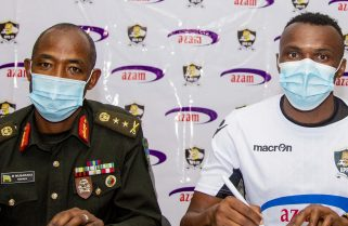 APR Finally Announces The Signing Of Jacques Tuyisenge