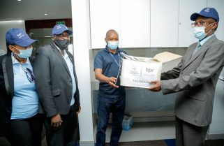 BPR Donates COVID-19 Preventive Kits To Special Olympics Athletes