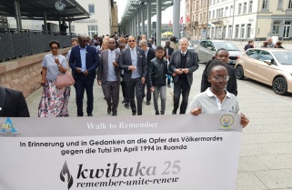 Kwibuka25: Commemoration Wherever You Are