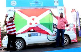 Burundi Wins Rwanda Mountain Gorilla Rally