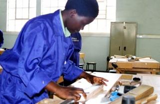 More Rwandan Girls Seeking Technical Skills