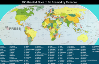 Rwanda: 100 Granted Skies to Be Roamed by RwandAir