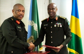 Gen. Kazura, Gen. Ibingira Assume Office