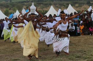 A Festive Weekend In Kigali