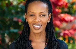 Rwanda's Hope Azeda Honored 2018 McNulty Prize Laureate