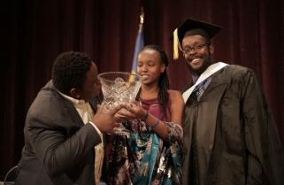 Rwandans Win Top Prize for Debate Against Genocide
