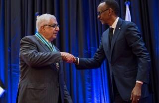 How Igihango Medal Recipients Fell For Rwanda
