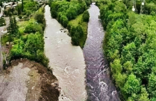 DRC Battles Environmental Disaster, As Toxic Effluent Flows Into Congo River Tributary