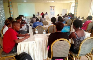 Rwandan Artists, Journalists Mobilised on Child Rights Protection