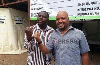 Kenyans in Rwanda Cast their Vote Peacefully