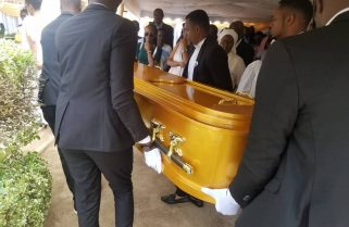 Death of A Fallen Singing Angel, The Terrible End of Kizito Mihigo