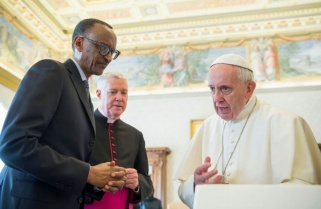 The 30mins That Could Shape Rwanda-Vatican Relations For Generations