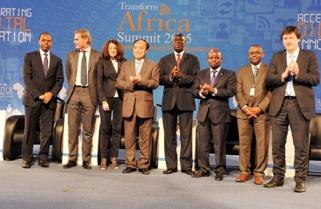 Pictorial: Transform Africa Summit