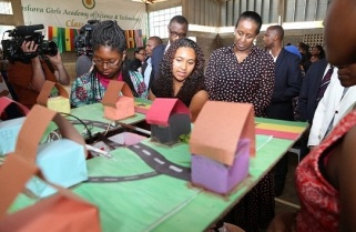 Girls In ICT Impress First Lady