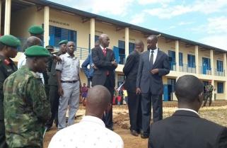 Rwanda Army Builds 49 Classrooms For Kigali Schools
