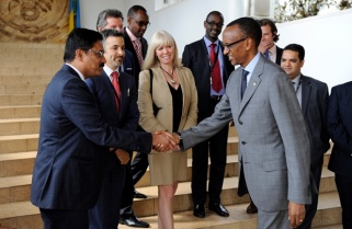 Africa Is Not The Only Corrupt Place – Kagame