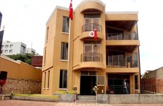 Turkey Opens Embassy in Kigali